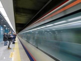 marmaray trenleri