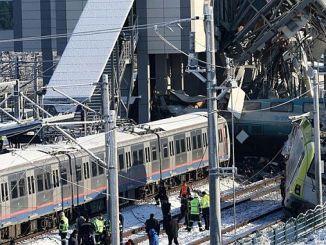 rapid train accident