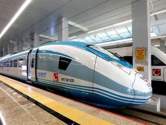 2019 Güncel Hızlı Tren Bilet Fiyatları