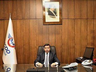 tcdd actuará como director general de transporte como 1