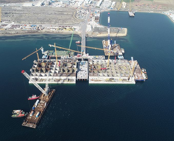 canakkale brutal work continues rapidly