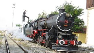 buharli tren