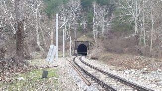selcuk camlik arasi nolu tunel girisinin duzenlenmesi isi