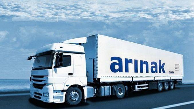arinak logistika u azerbejdžanskim prevozima