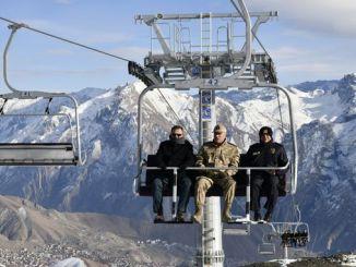 hakkari merga butan ski resort مستعد لاستضافة هواة التزلج