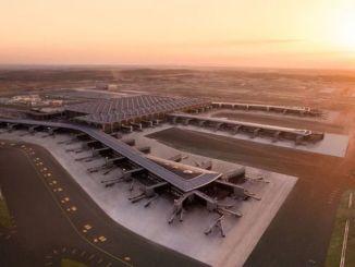 Druga faza prve faze aerodroma u Istanbulu biće otvorena u junu.