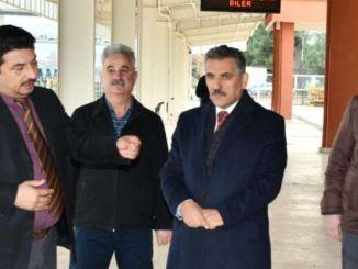 U toku suđenja za željezničke pruge Samsun Sivas