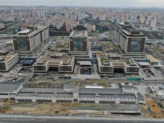 basaksehir byhospital transportveje blev stoppet af ibb gamle regering