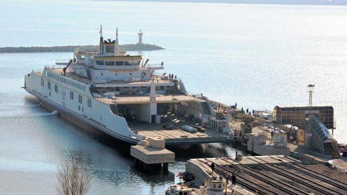 ferry shop van van golu