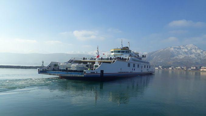ferry van van
