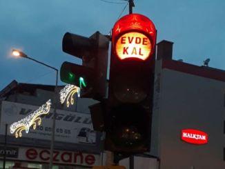 Ring for at blive hjemme fra trafiklys i Van