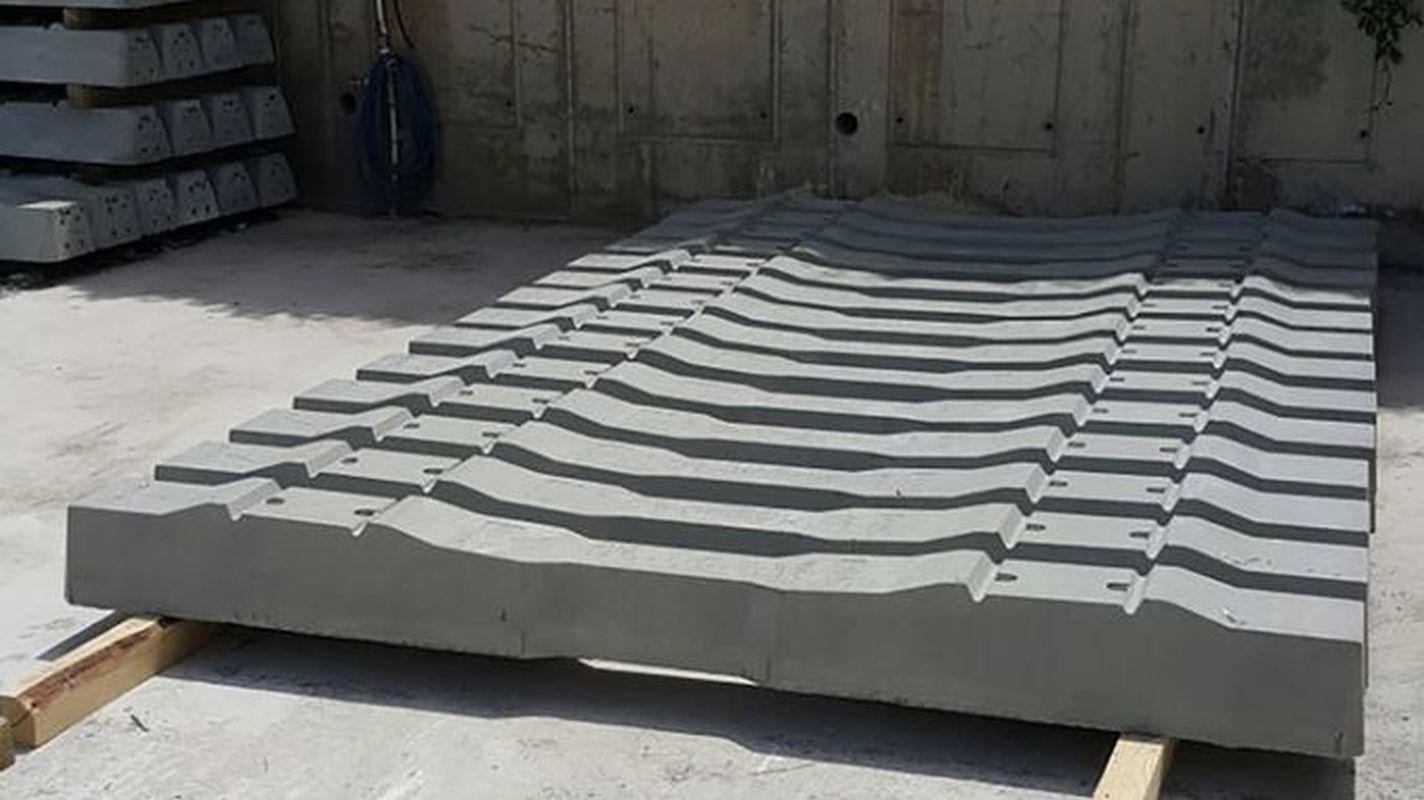 budannonce b køb af betonskærm