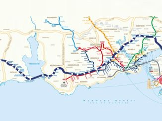 Metrobüs Durakları Haritası
