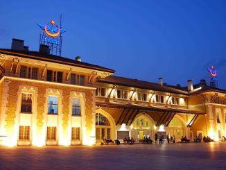 Alt om Adana Train Station