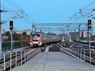 Dansk godstransport starter fra marmaray