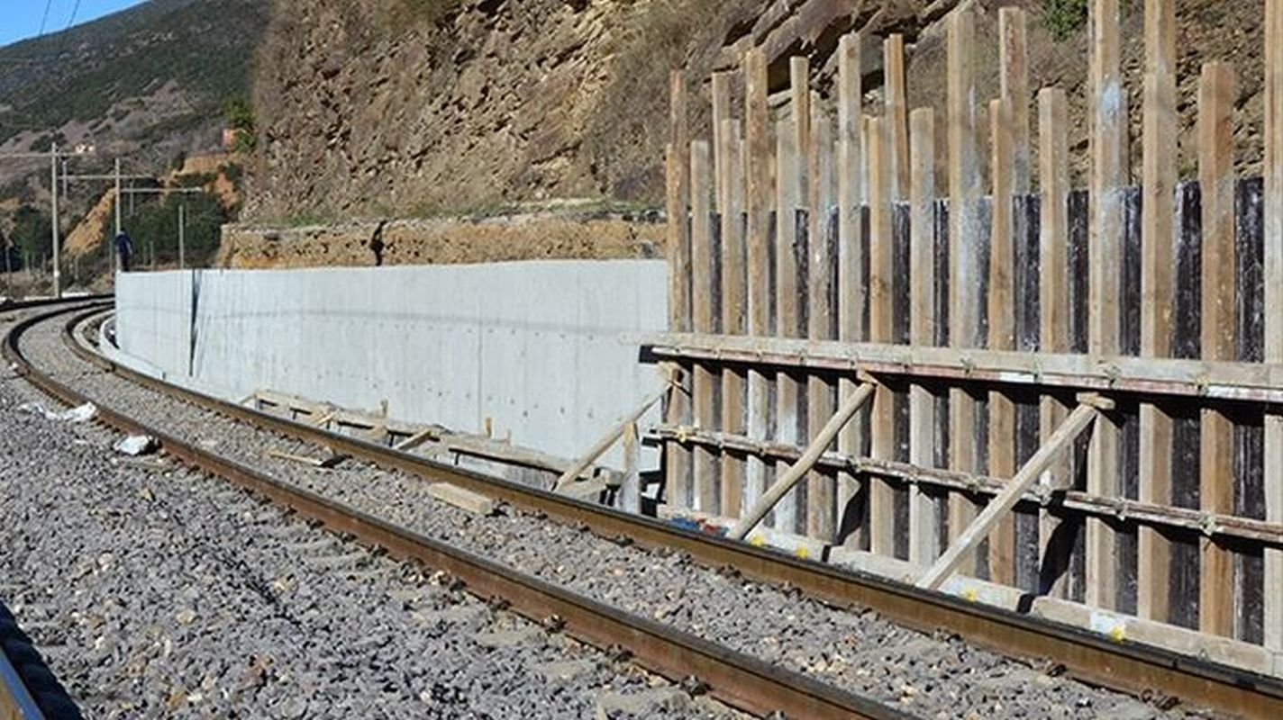tender announcement, the work to be carried out on the ankara kayseri line