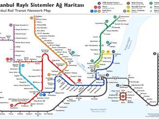 istanbul metro haritasi ve durakları