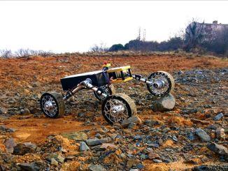 itu rover takimi tasarladigi insansiz kara araci ile turkiyeye derece getirdi