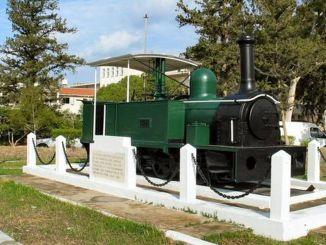 kibris demiryolu tarihi