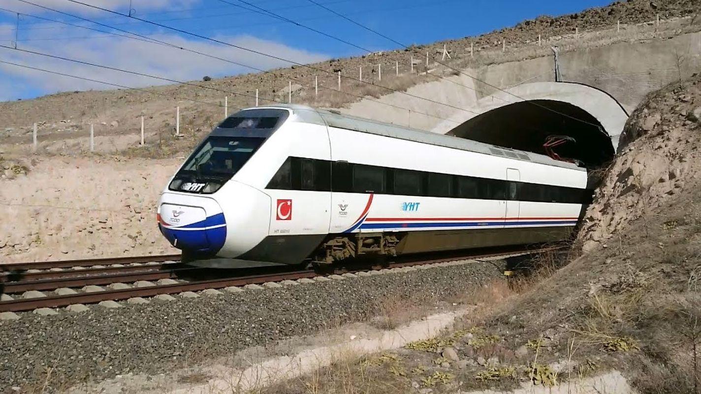توانبخشی تونل شماره گذاری شده بین ایستگاه های Muratbagi palu