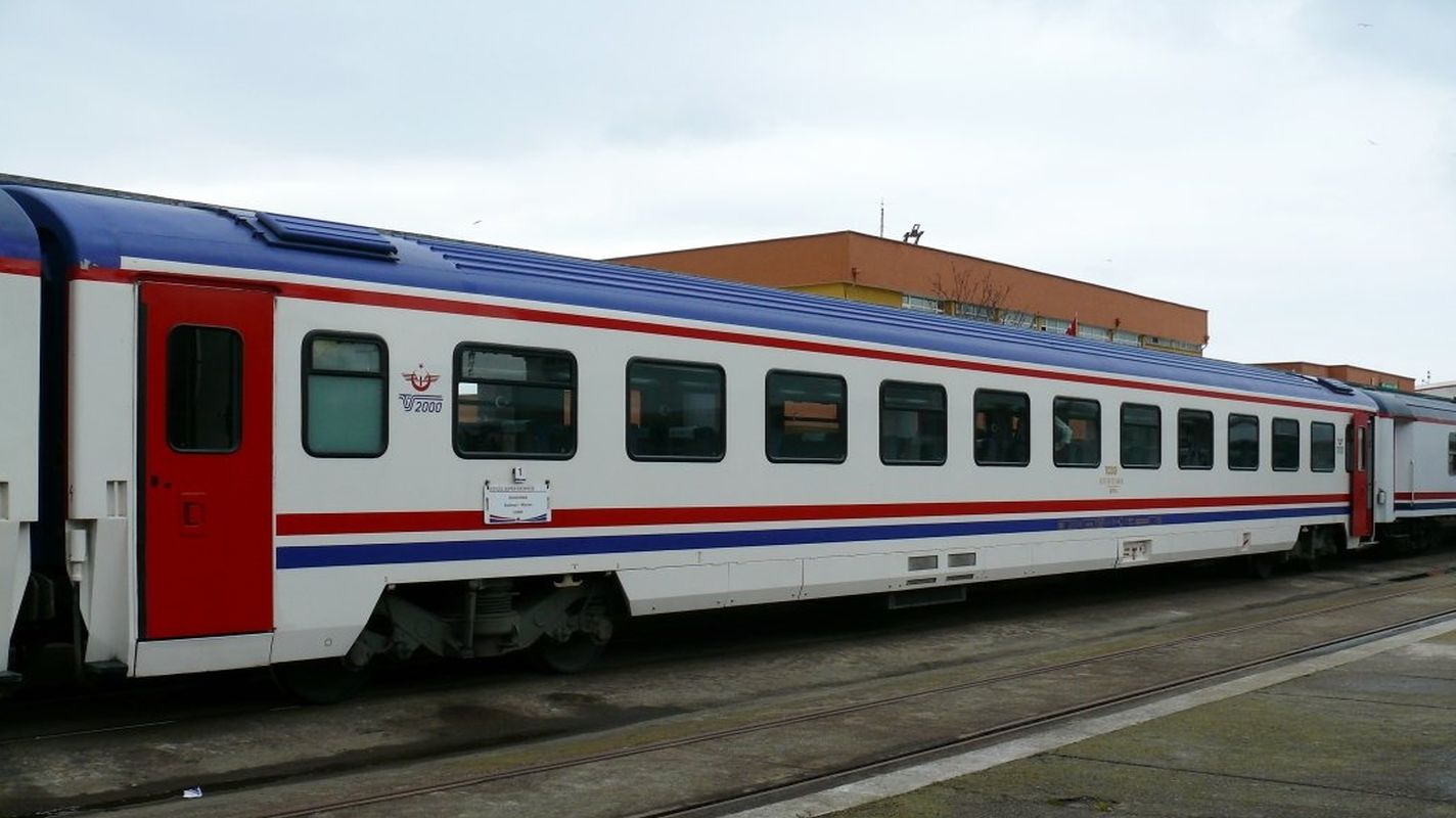 obras de reparación de vagóns