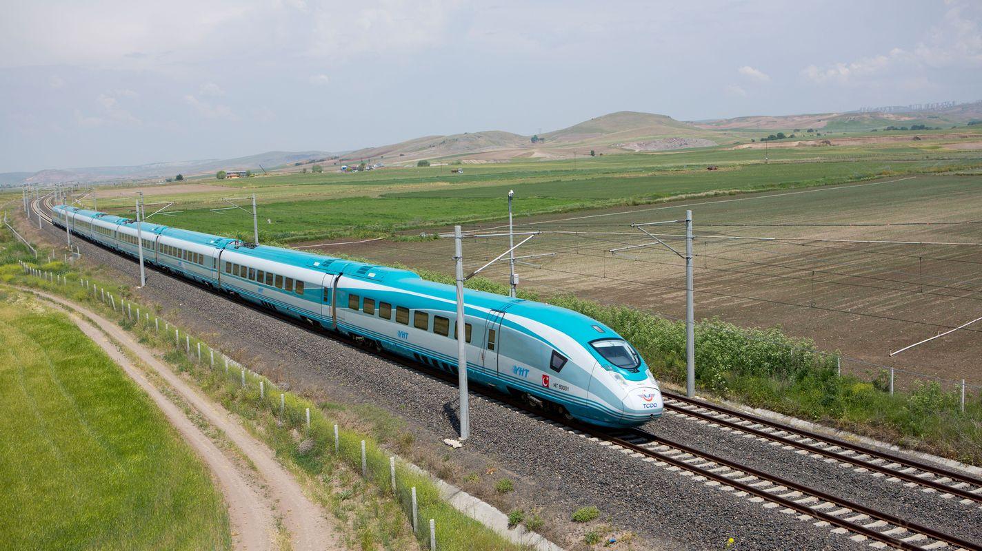 Організуючи набір yht в якості тестового та вимірювального поїзда буде придбано.