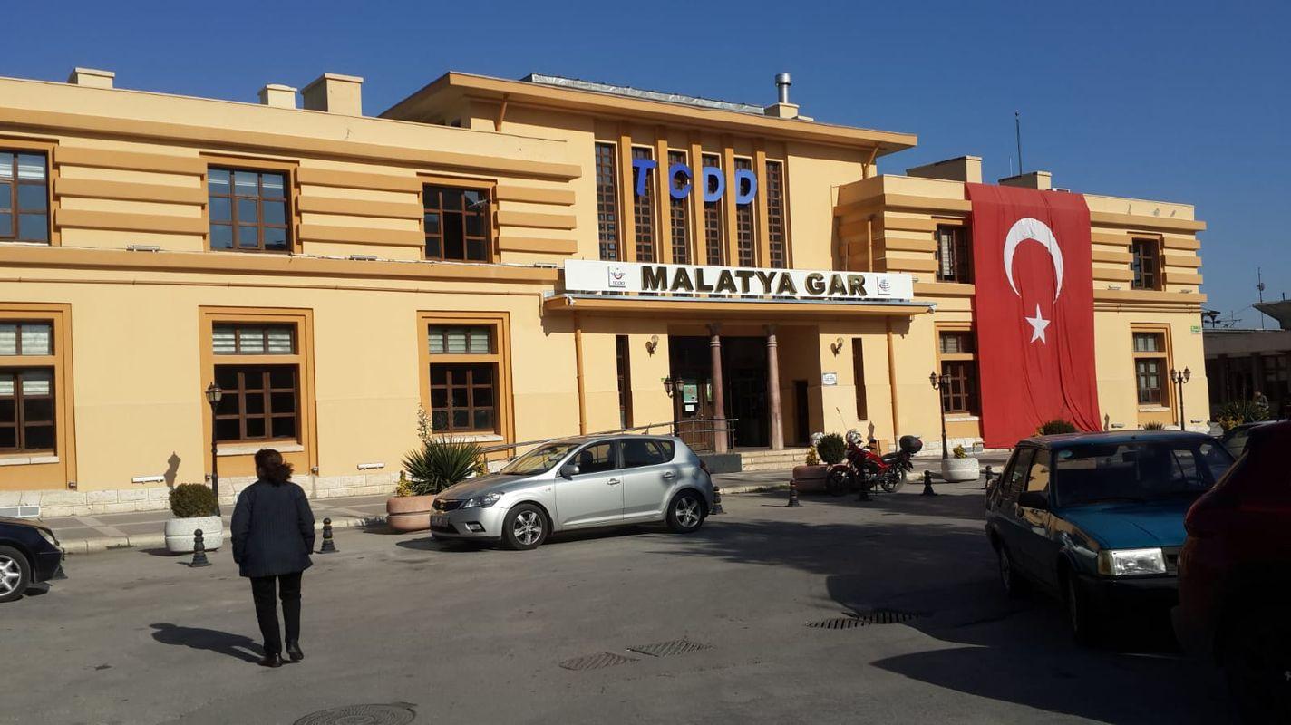 マラティヤDDY駅