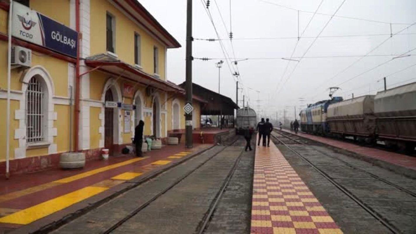 Ausschreibung Adiyaman Golbasi Station Stahlbeton Fußgängerunterführung