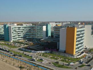 کونیا سٹی ہسپتال کھل رہا ہے
