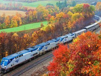 Amtrak Rail Passenger Company haqqında