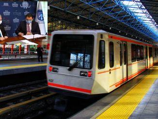 Πρόγραμμα γραμμής Dikimevi Natoyolu του μετρό από την IMM