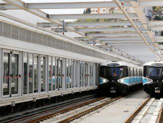 M7 Mahmutbey Mecidiyeköy Χάρτης μετρό Σταθμοί και αποστολές