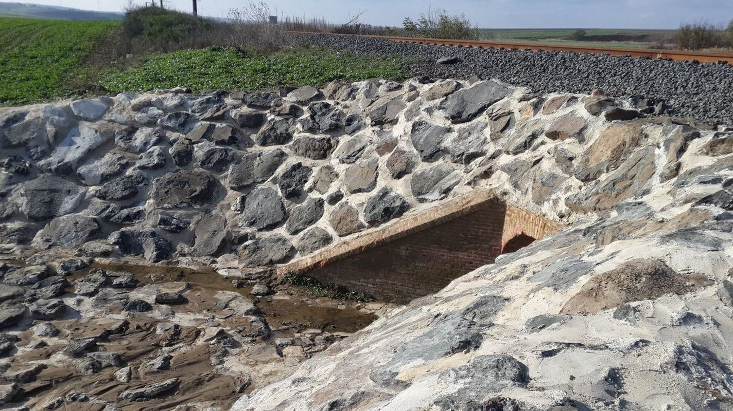 Održavanje i popravak mostova i propusta na liniji Malatya-Çetinkaya