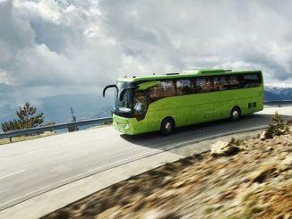 Νέα χαρακτηριστικά ενάντια στο ξέσπασμα εισάγονται στα λεωφορεία Mercedes-Benz και Setra