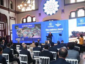 ترک ریلوے کا سربراہی اجلاس سرکیسی اسٹیشن اور تمام آن لائن پلیٹ فارم سے شروع ہوا