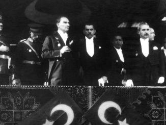 Ҷумҳурии Туркияи 97-сола