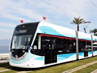 Cenário pandêmico para horários de transporte público em Izmir