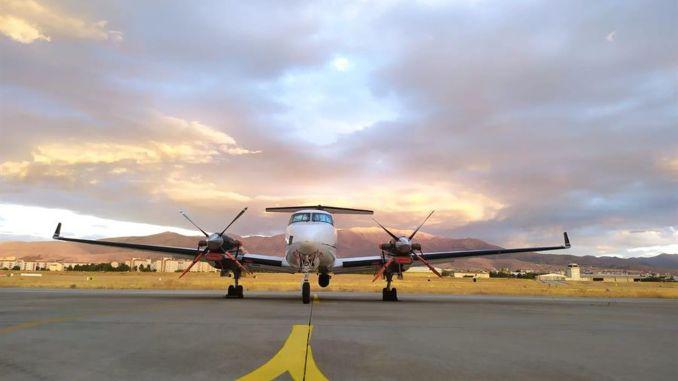 аварийни пилотирани самолети за проучване, поверени на корпуса