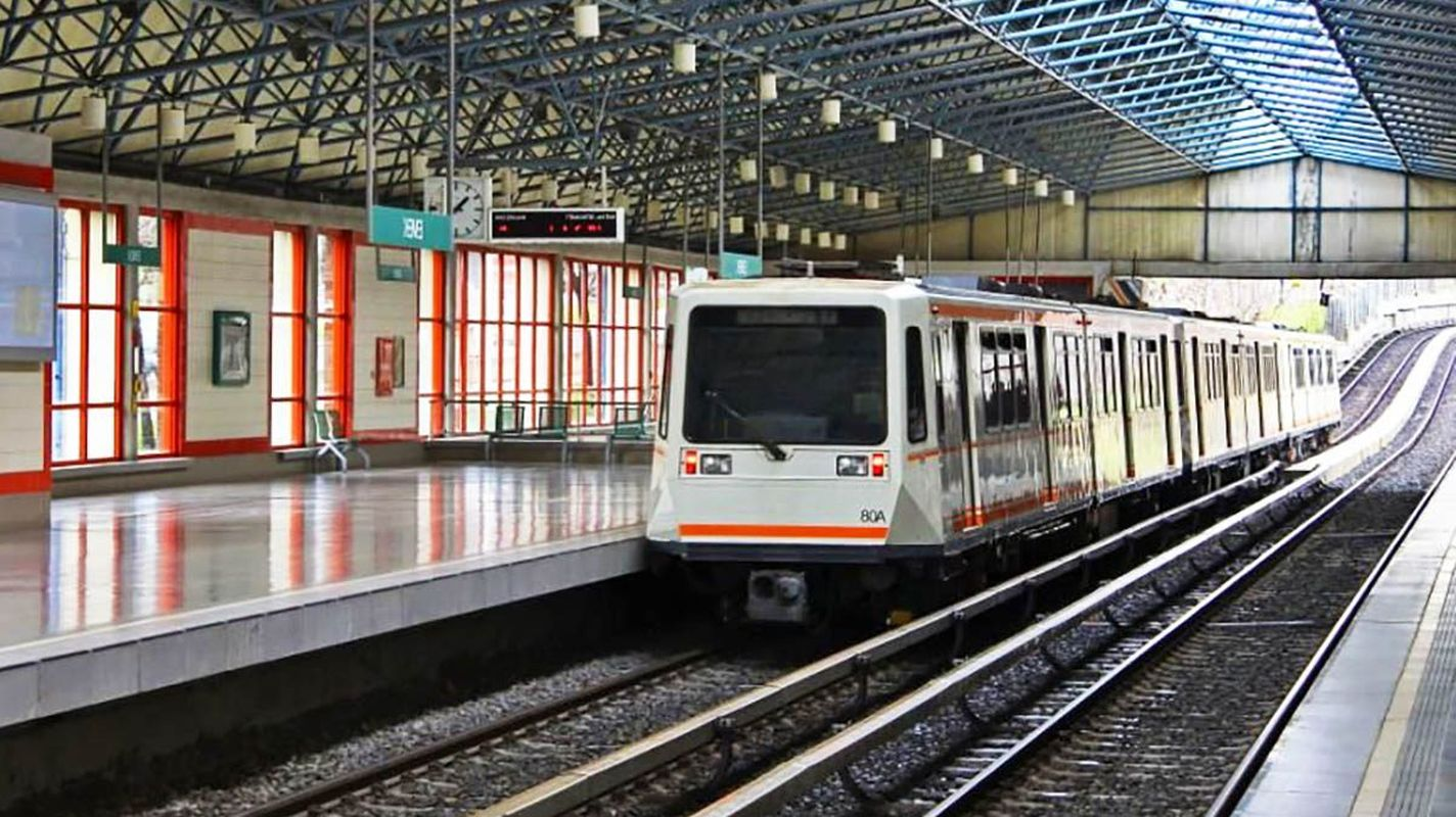 Ankaray ja metroo rajatiste valgustusmaterjalide ostmine