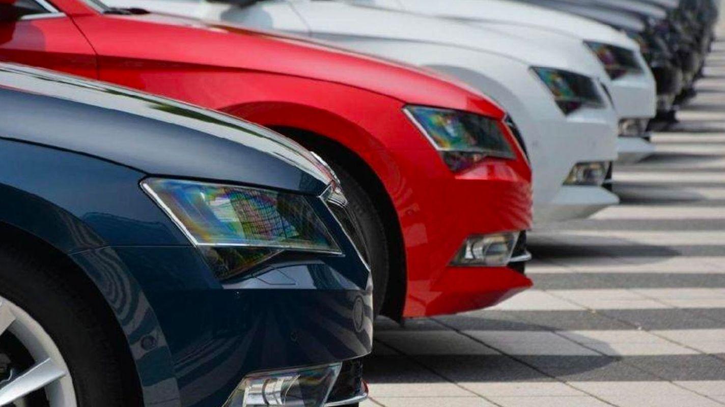 se tomará nota del servicio de alquiler de vehículos