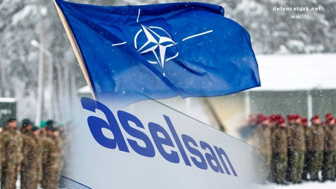 aselsan won first place in defense innovation competition organized by nato