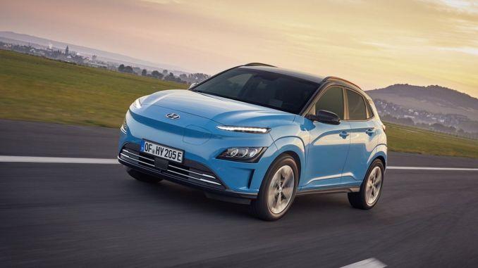 Hyundai Kona Electric стал более технологичным и современным