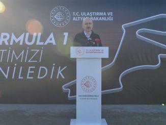 intercity istanbul park formula track asphalt work completed