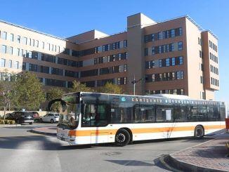 Ilmainen kuljetuspalvelu kansalaisille, joilla on koronavirustesti