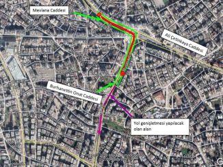 Meydan altgecidi i burhanettin za vikend izmjenu asfalta