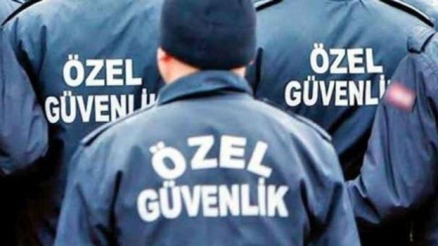 pribadong seguridad nga serbisyo