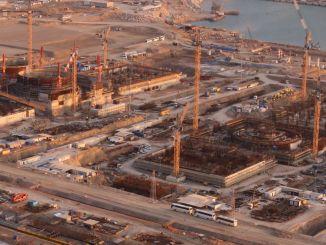 turkiyenin entrará em serviço no ano em que a primeira usina nuclear