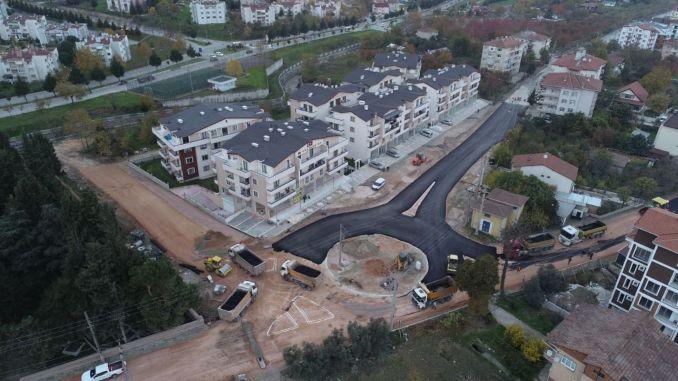 Donel krydsningsarbejde afsluttet i Golcuk