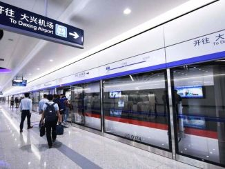 It will be possible to travel with the same QR code on Beijing and Shanghai subways.