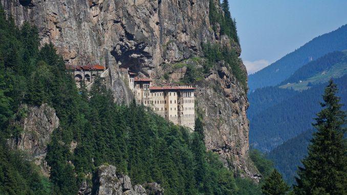interesse especial pelo mosteiro sumela e vale altindere